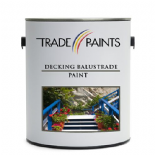 Timber Decking & Balustrade Paint